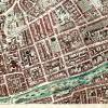 Map of Dublin in the time of Mary Graisberry. *