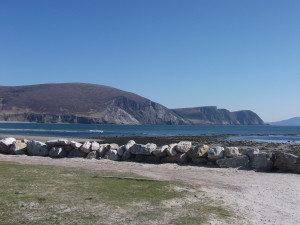 Minaun Cliffs. Achill