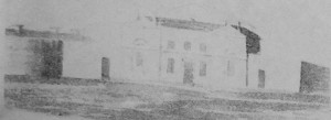 The old courthouse in Galway 1820