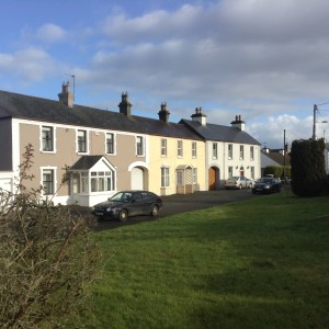 Windsor Terrace, Edenderry where Emily and her brothers were born