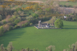 St. Matthew's from the air, May 2008