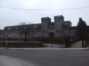 Tullamore Prison Gates