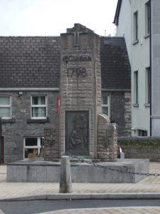 1798 Monument in Castlebar